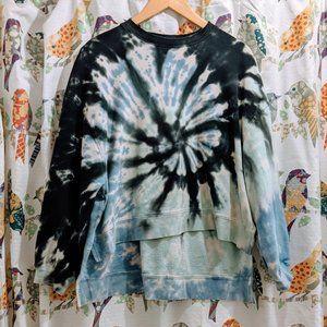 Electric & Rose Neil Sweatshirt Tie-Dye